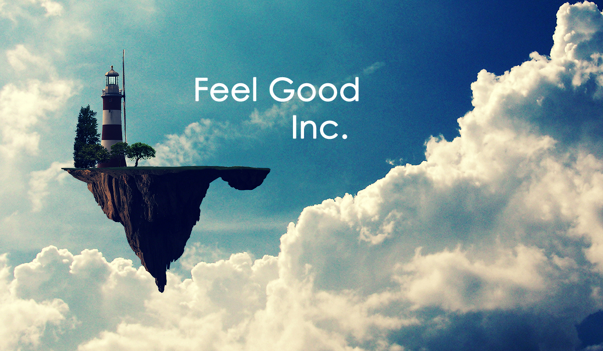 Feel Good Inc is an EP made by virtual rock band Gorillaz