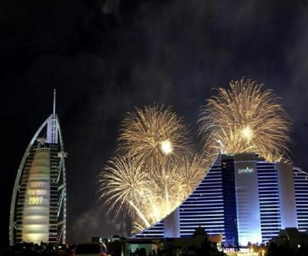 Dubai Celebration