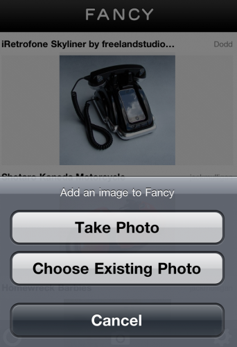 IMG 0840 e1292041003462 342x500 Fancy launches fabulous iPhone app to curate your style anytime, anywhere