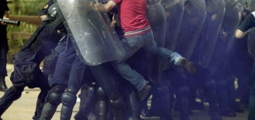 Real Egyptian Protester