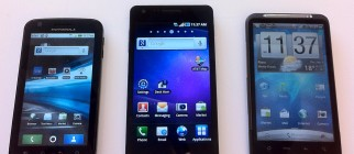 3 New AT&T 4G Android Devices