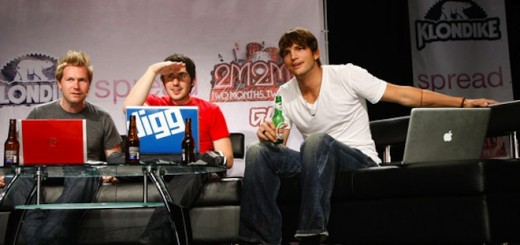 Kevin Rose - Ashton Kutcher Appears On Diggnation