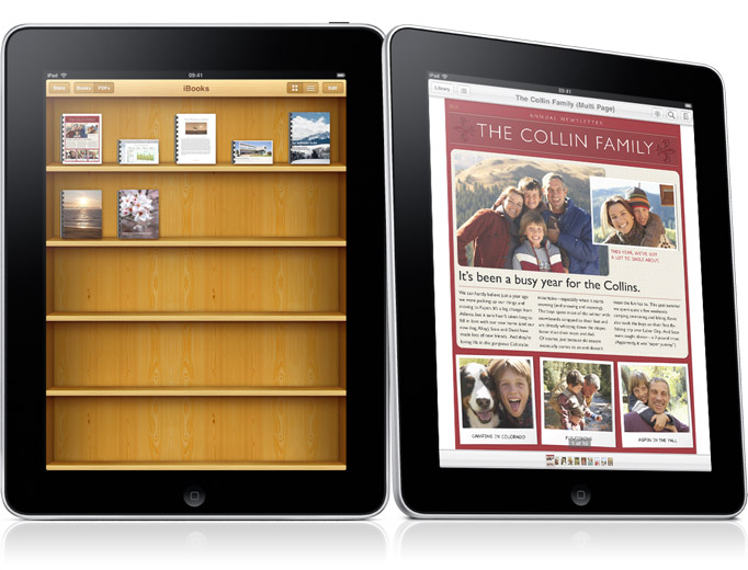 Apple adding 25 new countries to iBookstore market