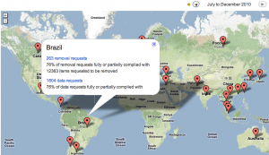 Google Transparency Report 300x173 2011 Tech Rewind: This year in Latin America