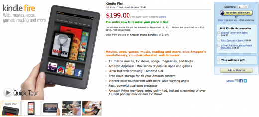 Screen Shot 2011 09 28 at 16.00.53 520x235 How To Pre order Your Amazon Kindle Fire Right Now