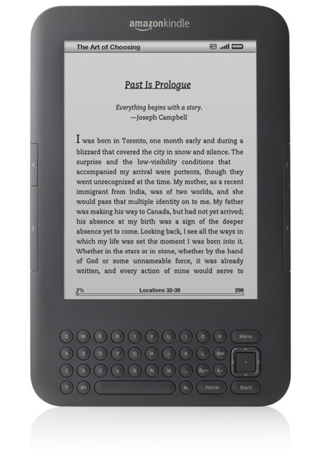 originalkindle Amazon drops the original Kindle price to $99 with special offers, $139 without