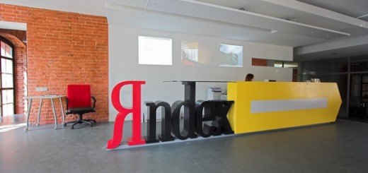 yandex 520x245 Google partners with Russias Google Yandex in a reciprocal advertising deal