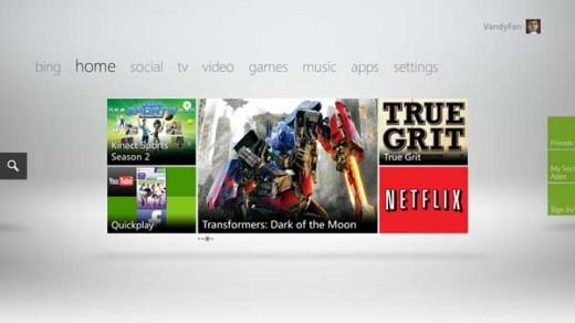 1 520x292 Xboxs new TV service in images