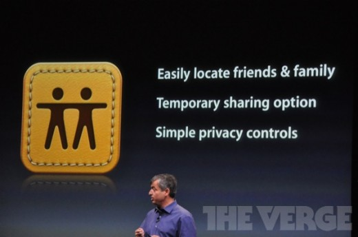 8d2217fc 2400 4027 ba9c adad879274e5 520x344 Apple launches Find My Friends app for Family and Friends