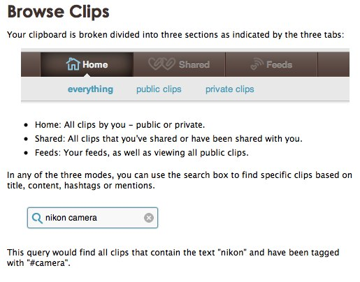 Clipboard Clipboard Help Clipboard may have just killed copy and paste [Invites]