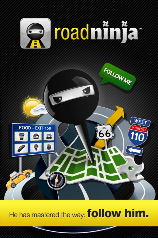 IMG 2003 520x780 Powered by foursquare, roadninja is your interstate exit guide