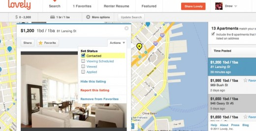 Lovely 31 520x266 Lovely wants to help you find the perfect apartment, without the hassle