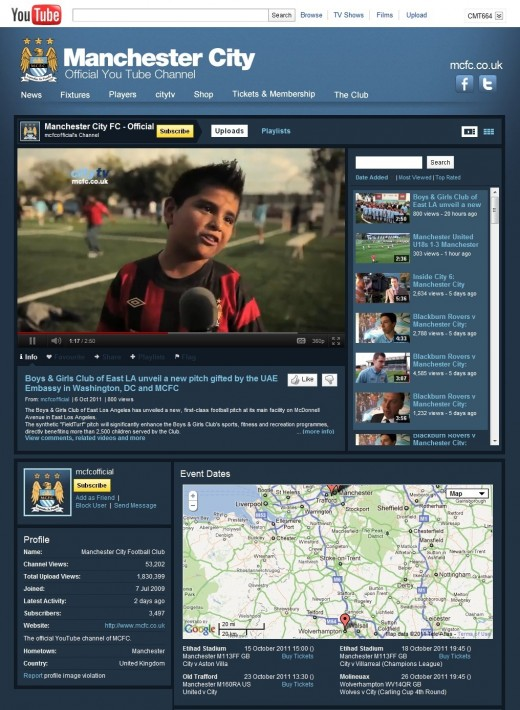 MCYT 520x710 Manchester City becomes first English football club to sign YouTube content deal