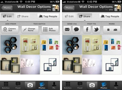batch iphone 3 520x384 Batch for iPhone is a gorgeous app that lets you share a ton of photos quickly