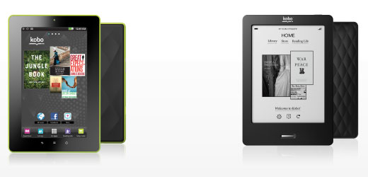 kobo Kobo launches Vox, the first social eBook reader, with Facebook integration