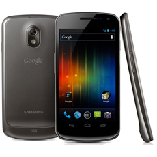 Google and Samsung unveil the Galaxy Nexus and Android 4.0   4.65 inches, 1.2 GHz, 5 MP camera