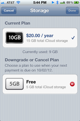 photo 39 TNWs Guide to iOS 5: iCloud and the PC free iOS experience
