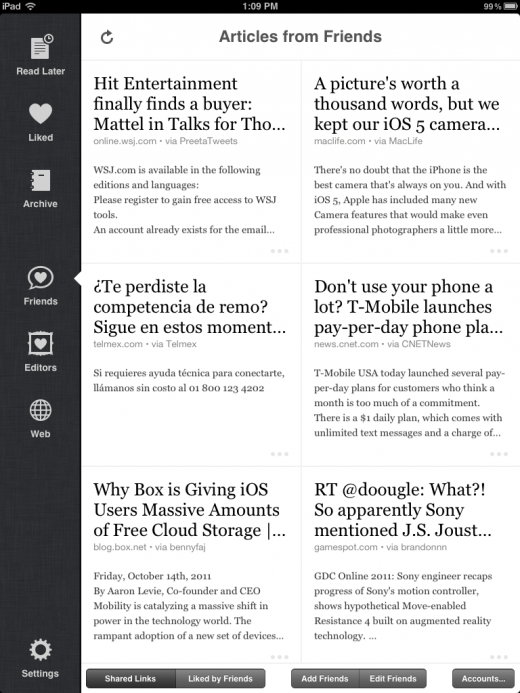 photo 411 520x693 Instapaper 4 stays on page one with a great new design, new ways to get content