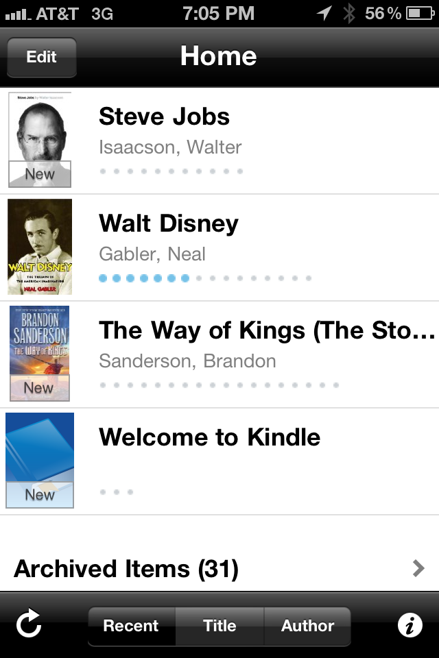 photo21 Kindle users getting theirs hands on Steve Jobs biography NOW (update: now available in iTunes too)