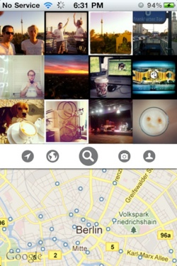 teleportd1 Teleportd lets you search photos shared on Twitter, Instagram and more in real time