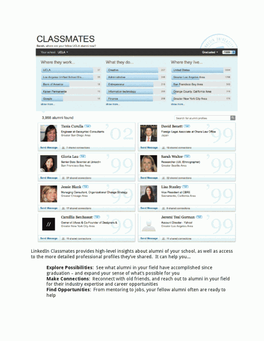 viewer 520x672 LinkedIn gets into the Alumni game with new Classmates feature