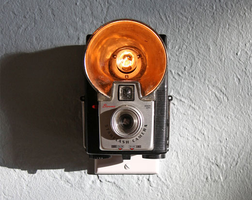 0021 Add some retro flavor to your space with these vintage camera nightlights