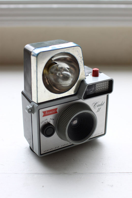007 Add some retro flavor to your space with these vintage camera nightlights
