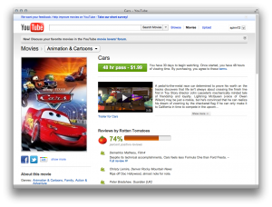 Cars 300x228 The Top Ten Media Apps of 2011
