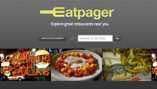 Eatpager 520x296 Reinventing Local: This weeks Best Hacks in New York City