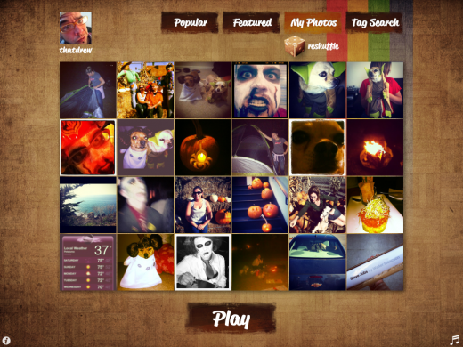 IMG 0080 520x390 Instamory turns Instagram photos into a game of memory