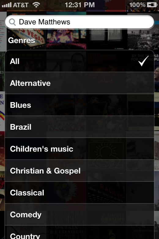 IMG 2490 520x780 Wall of Sound is actually better than Apples iTunes for iOS for Music Discovery