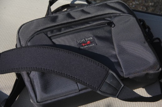 IMG 5379 520x346 TNW Review: The Tom Bihn Cadet laptop bag is a rugged and refined winner