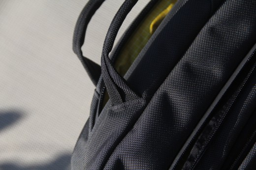 IMG 5384 520x346 TNW Review: The Tom Bihn Cadet laptop bag is a rugged and refined winner
