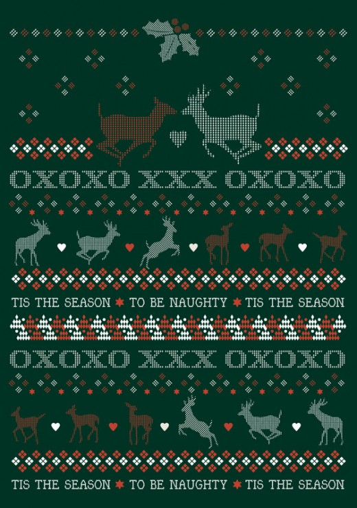 Love COMP 520x740 Score a shirt from Ugly Christmas Sweater Tees by helping cute animals