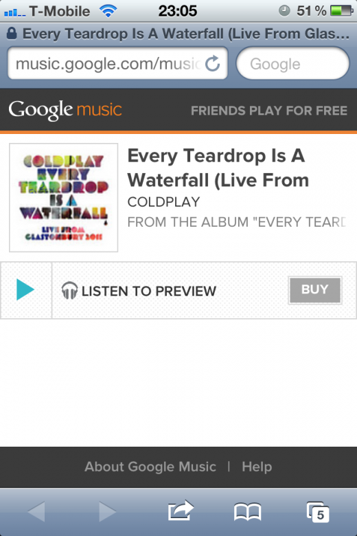 Photo 16 11 2011 23 05 57 520x780 Share whole songs and albums youve bought from Google Music on Google+