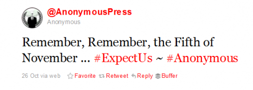Twitter AnonymousPress Remember 520x185 The UKs Met. Police reaches out to Anonymous on Twitter about November 5th plans