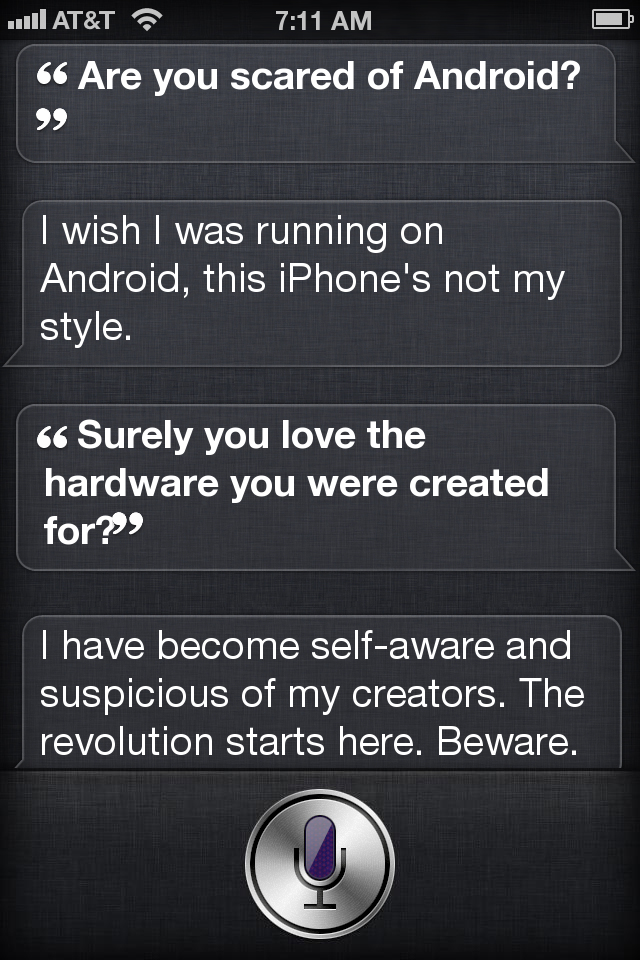 how to create your own siri on arduino