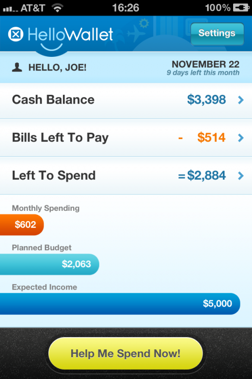 photo 19 520x780 HelloWallet is a brilliant personal finance tool in your pocket