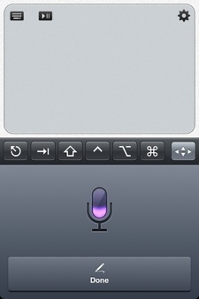 touchpad siri dictation TouchPad update brings Siri dictation to a Mac or PC near you