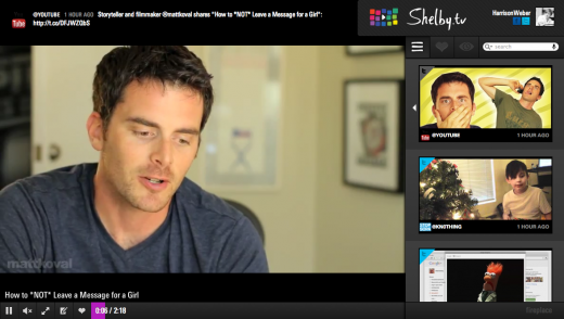 Shelby.tv  520x294 The Top Ten Media Apps of 2011