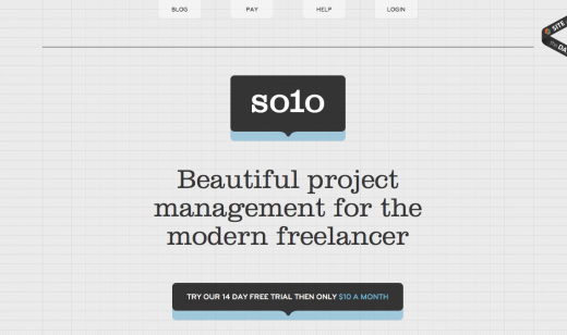 Solo Project management for the modern freelancer 520x308 3 types of textures you should consider using in web design