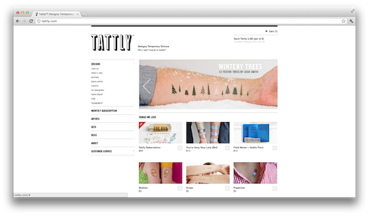 Tattly 10 of the most beautiful online stores