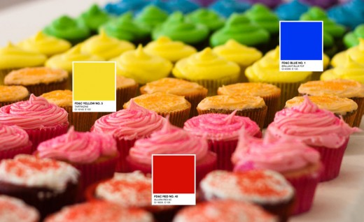 cupcakes  full 520x318 9 places to get inspiration for your websites color palette