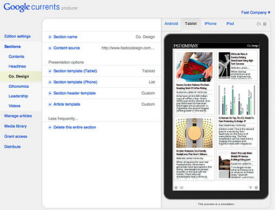 currents producer Google Currents might be Onswipes nightmare