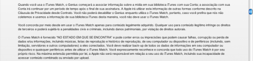 iTunes Match 2 520x127 Apples glitch reveals plans to launch iTunes Match in Brazil