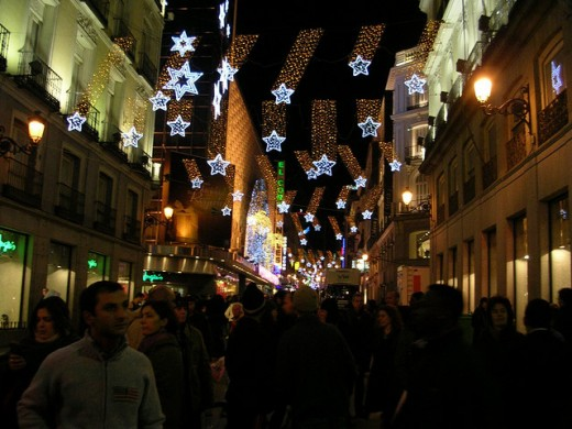 madrid new years eve 520x390 The Best Places in the World to be on New Years Eve