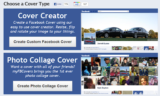 myfbcovers 5 Ways to jazz up your Facebook Timeline cover