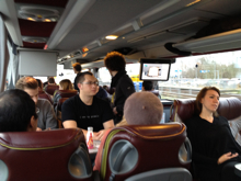on the bus StartupBus Europe hits the road: Heres how you can get involved