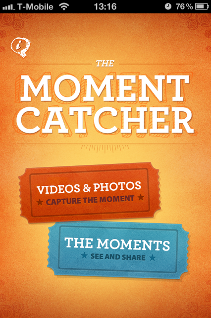 photo 113 Moment Catcher for iOS: The perfect way to capture peoples reactions to your videos