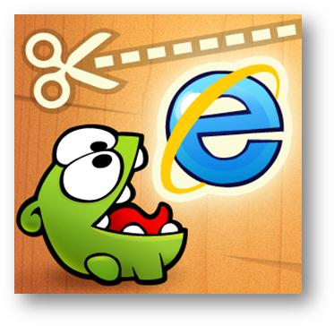 1 Microsoft launches HTML5 Cut the Rope game for desktop, new levels for IE9 users